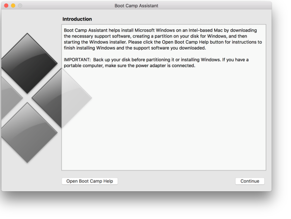 Boot camp assistant windows support software download | Using Boot