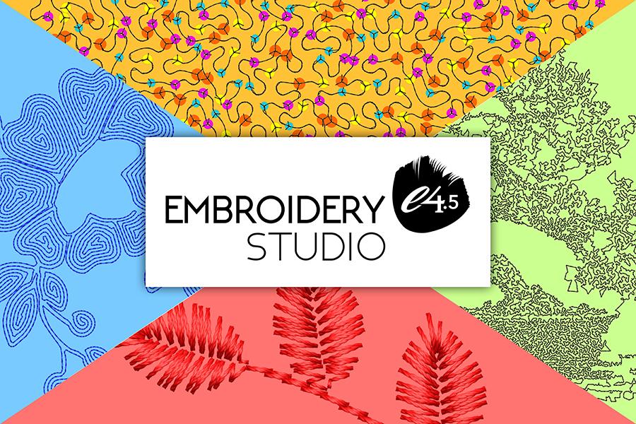 Wilcom's EmbroideryStudio e4.5