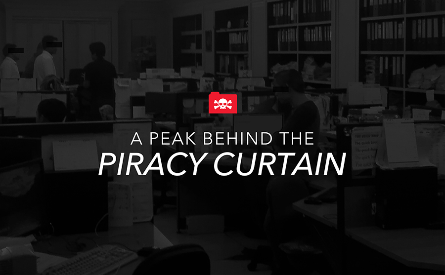 A Peak Behind the Piracy Curtain