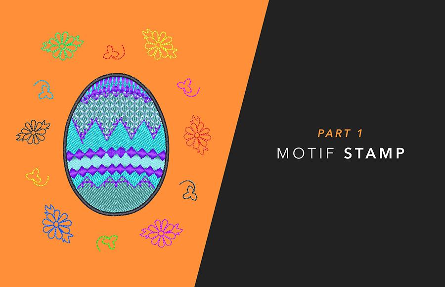 Motif Stamp - Part 1
