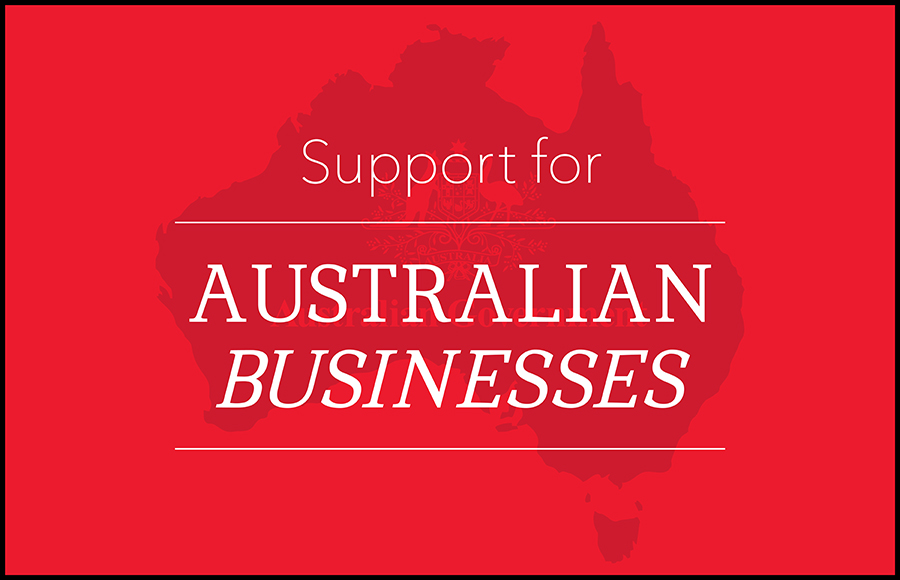 Support for Australian Businesses