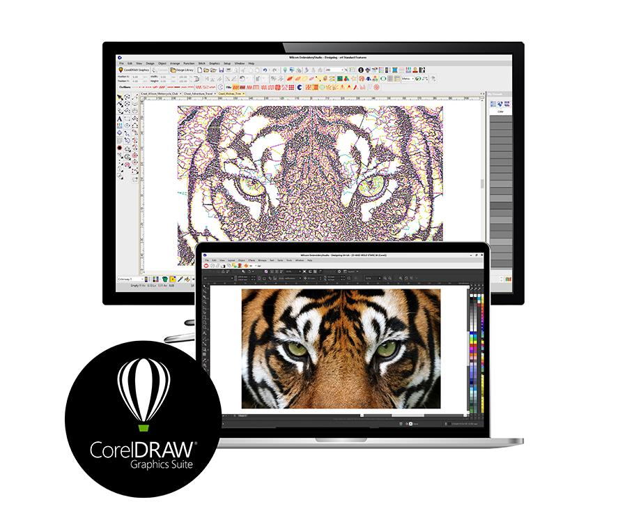 CorelDRAW Graphic Suite Integration