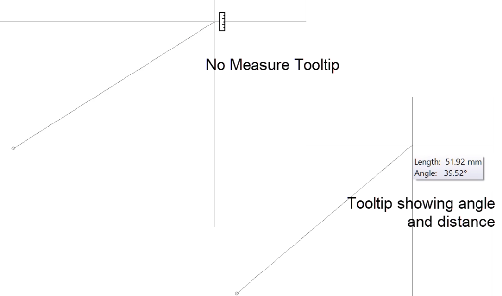 Measure Tool Tip