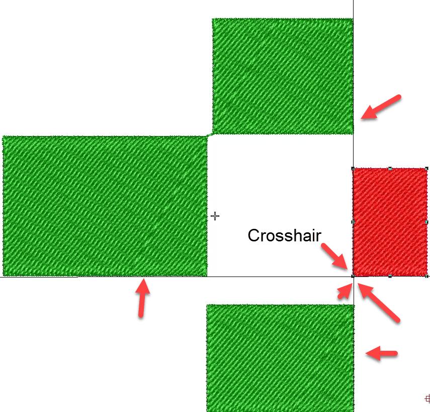 Crosshair Cursor