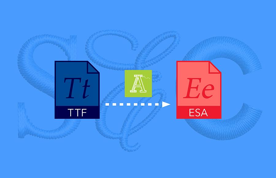 Font Creator Element
