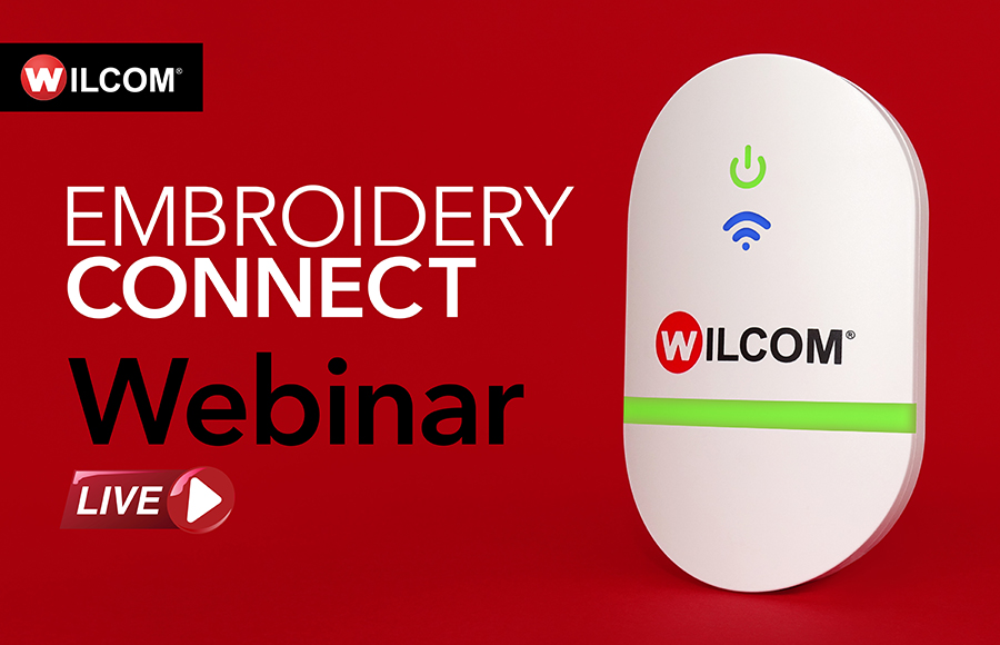 EmbroideryConnect Webinar
