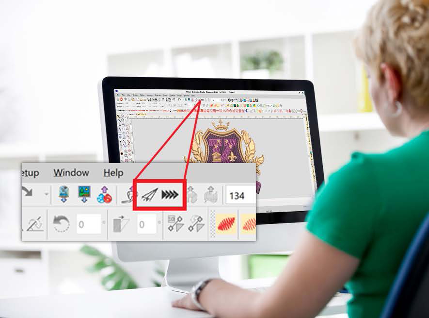 EmbroideryConnect Computer