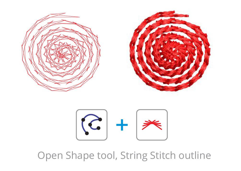 String Stitch