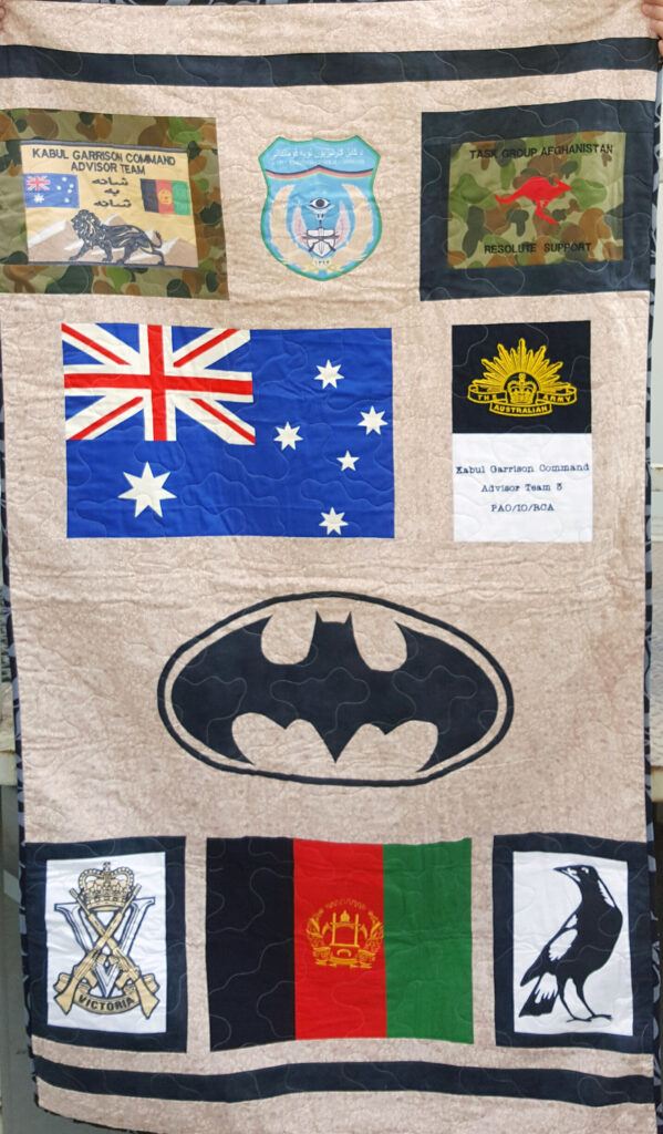 Aussie Hero Quilt