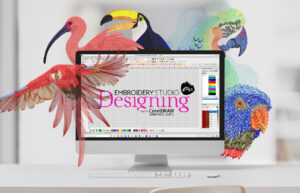 Why Update to EmbroideryStudio e4.5 Designing